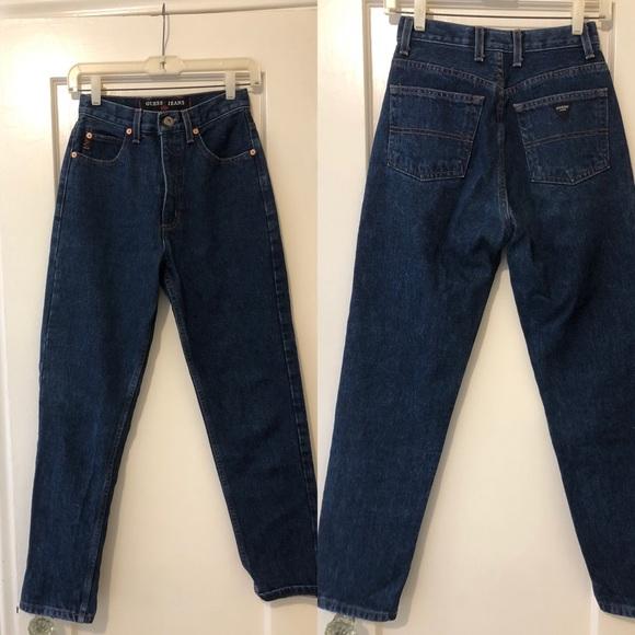 Guess Denim - Vintage Guess Mom Jeans